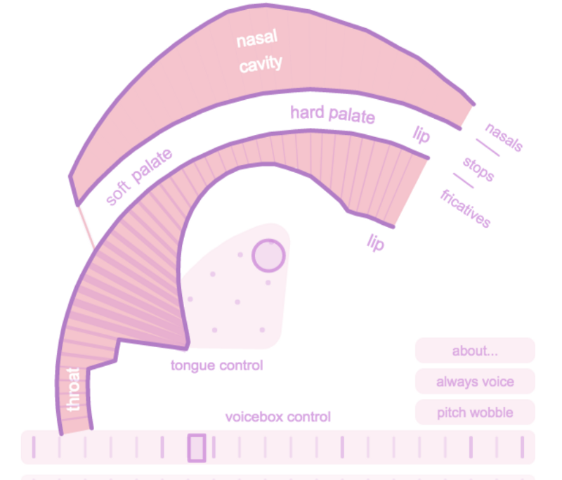 A Czech developer built this speech synthesizer that runs right in your browser