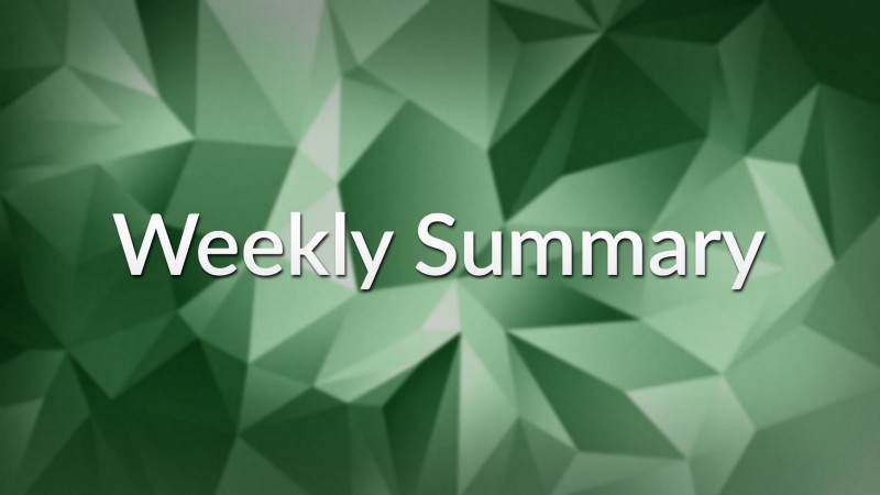 Lisk Weekly Summary