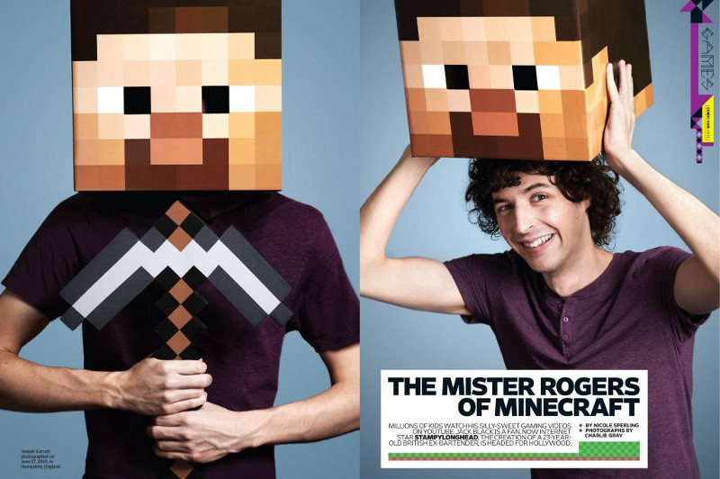 Stampylonghead Is The Future Of Kids Education Inspiring