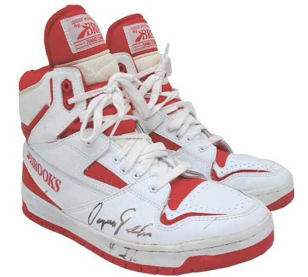 Dominique Wilkins Brooks Basketball Shoes