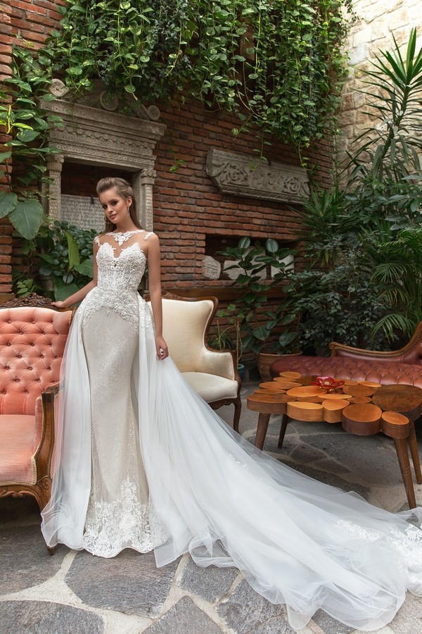 Anna — Eva Lendel — Unique Bridal Gowns from Wedding Dresses Chicago ...