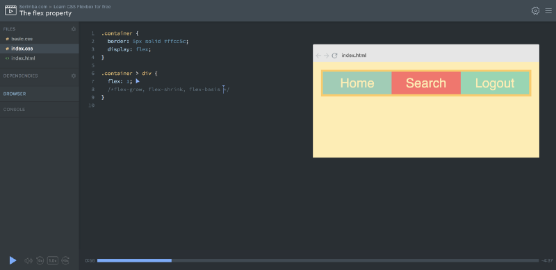 Learn CSS Flexbox in this FREE and interactive tutorial