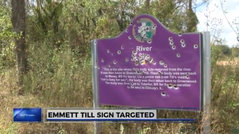 Fundraiser to replace Emmett Till sign reaches $15K goal