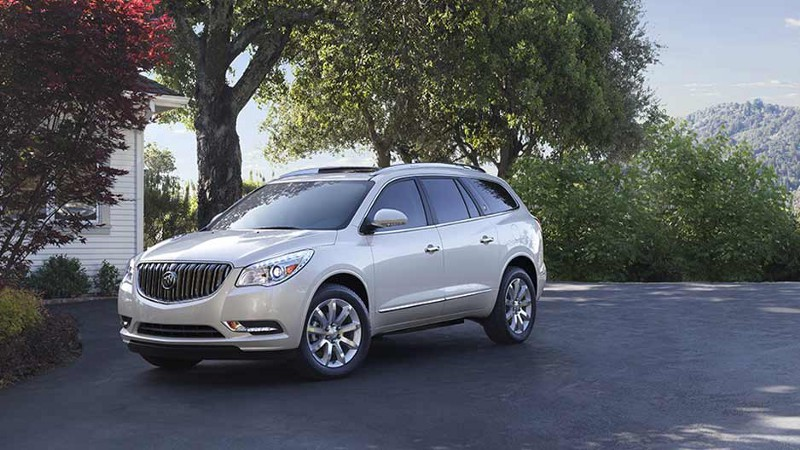 2017 buick enclave montrose auto group medium. Black Bedroom Furniture Sets. Home Design Ideas
