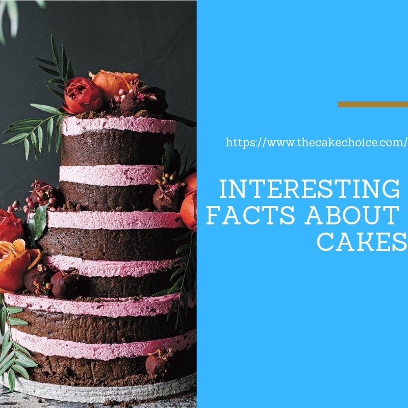 Interesting Facts About Cakes Arush Sharma Medium