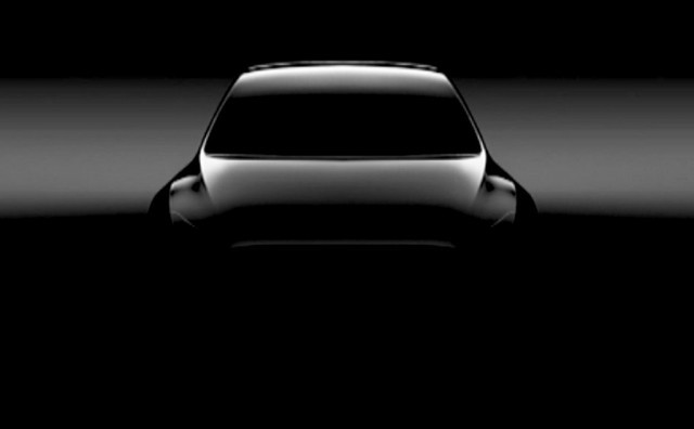 Tesla Model Y Teaser This Covers Master Plan Parts 1