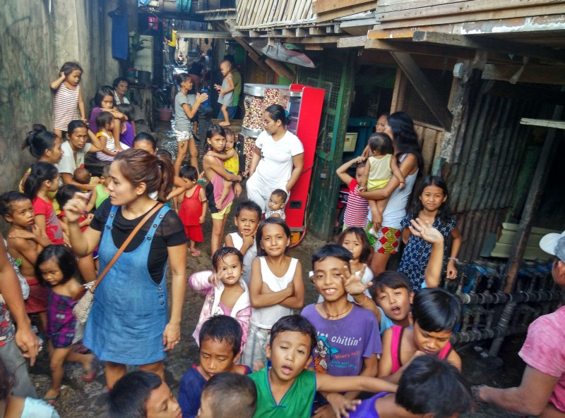 Make a Difference in the Community: Gothong Outreach 2