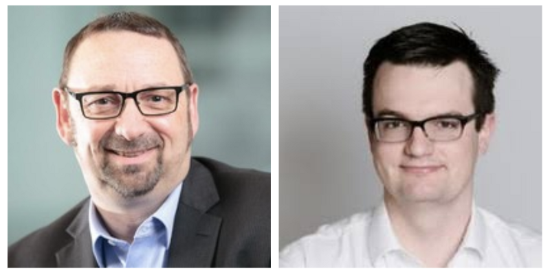 Joining Our Table: Meet Mark Killick & George O'Brien