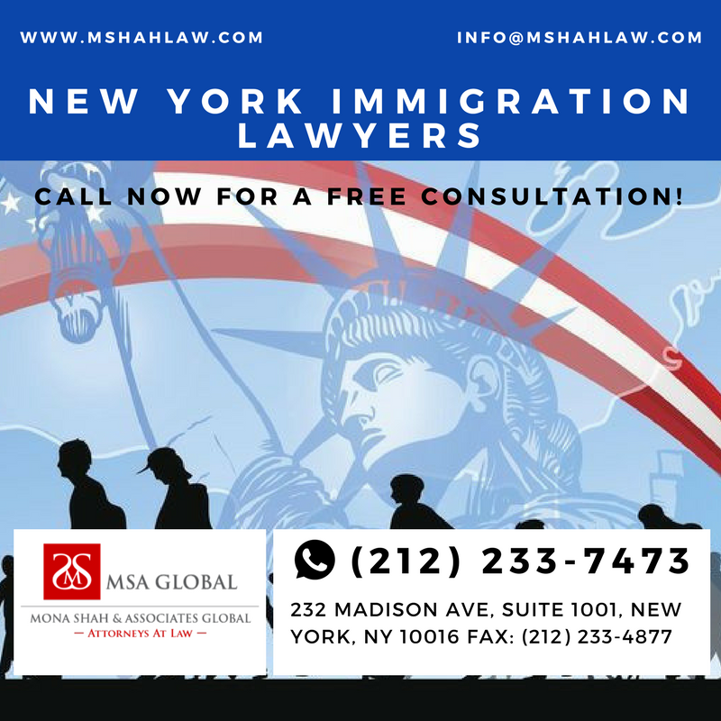 Mona Shah & Associates is the leading immigration law firm in New York City, known for their qualified immigration lawyers & EB-5 attorneys.