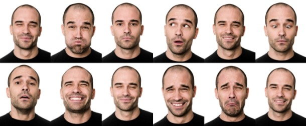 Printables Emotion Faces detecting emotion in faces using geometric features medium features