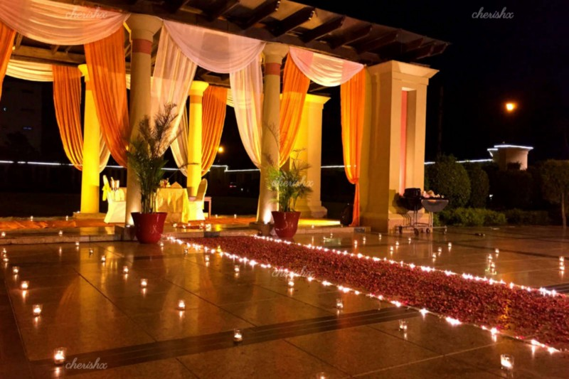 10 best romantic restaurants in delhi