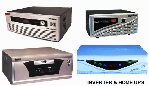 Buy Inverter & Home UPS System From Microtek, SuKam, Luminous, Exide, Amaron Online at Best Price