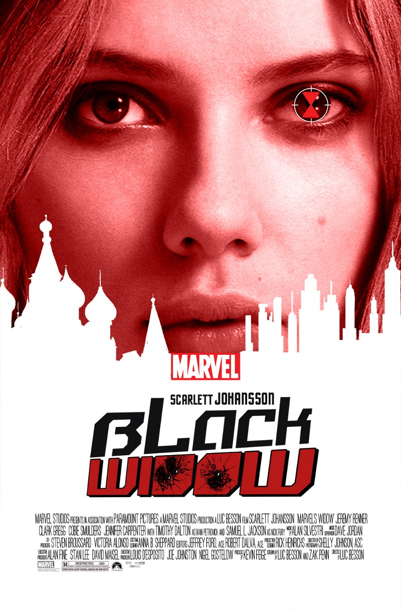 why marvel needs to make a black widow movie � the