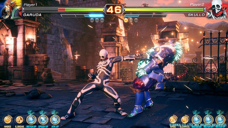 Fighting EX Layer open beta je k dispozici v Evropě