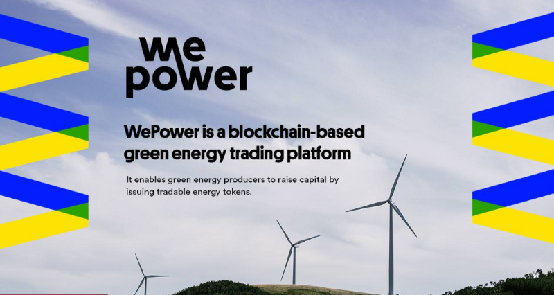 Image result for wepower ico