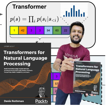 Ravit's book recommendation for his data science community