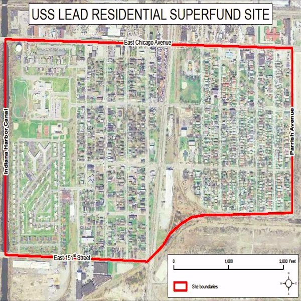 uss lead superfund site The us environmental protection agency has included a northwest indiana property on its list of superfund sites that are targeted for immediate and intense attention the old uss lead property .