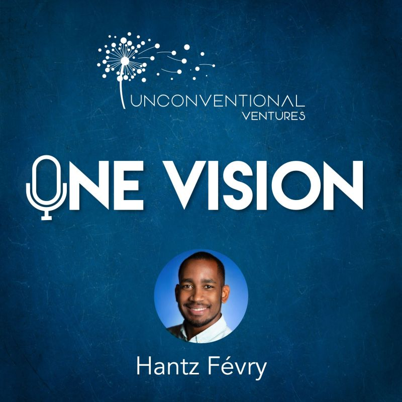 The future of work is 1099 — One Vision Podcast with Hantz Févry
