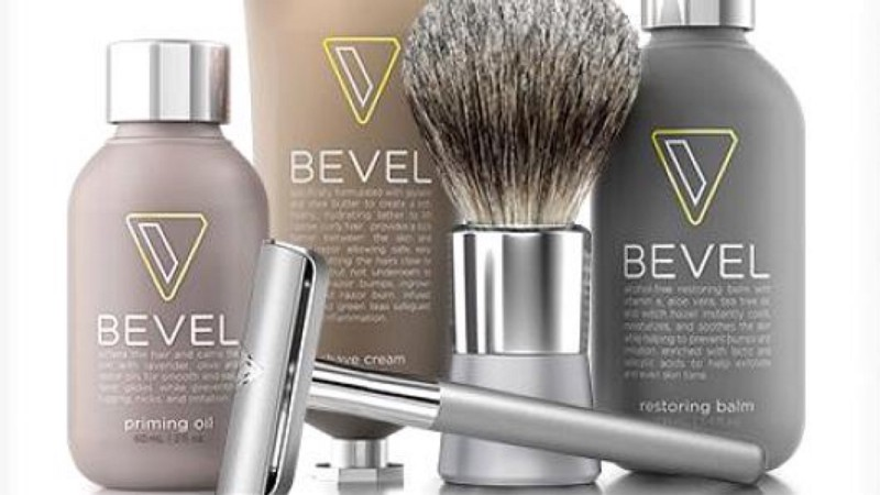 bevel trimmer shaving