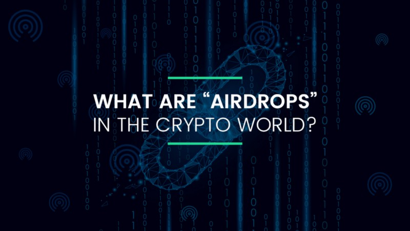 free cryptocurrency bounty coins airdrop