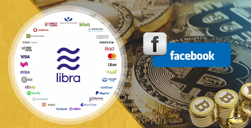 Facebook Steps in the Cryptocurrency-Launching its own currency-Libra by 2020