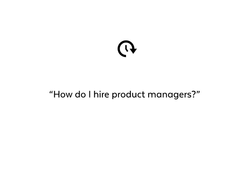 """the past and future of product management – on human centric    you needed developers to get software shipped  product managers were at best a nice to have  at worst an impediment to the """"real"""" work of writing and"""