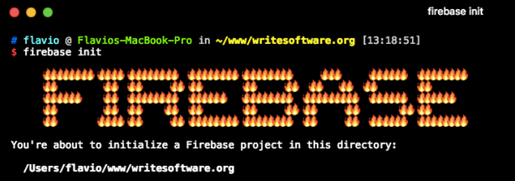 How to get started using Firebase Hosting