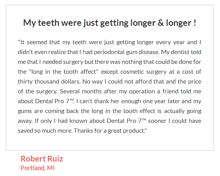 Honest Dental Pro 7 Reviews — Don't Buy Until You Read This! - Super