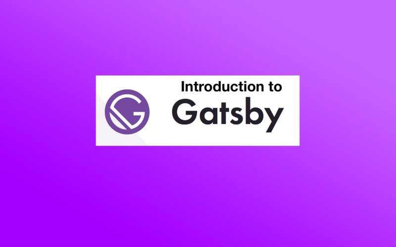 Gatsby.js: How to set up and use the React Static Site Generator