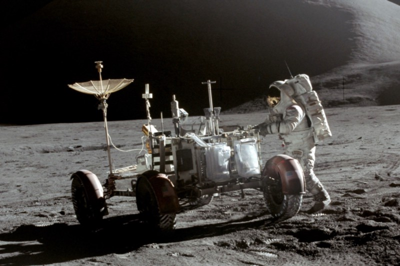 Apollo 17 was the last official moon mission