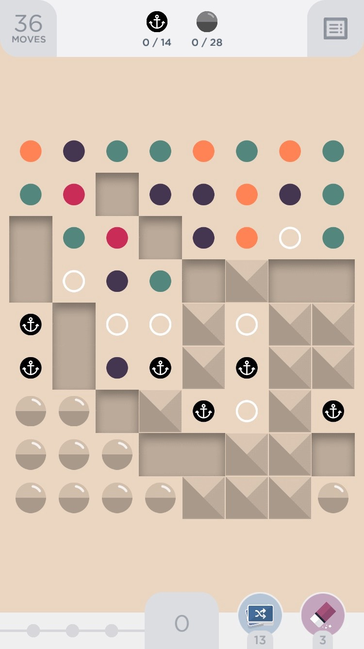Two Dots app screenshot