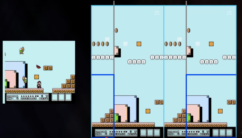 How developers programmed old Nintendo games to scroll so smoothly
