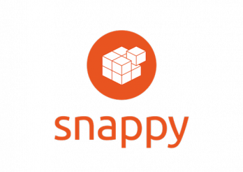 The Snappy package manager logo. (Credit: Skekin on mintguide.org)