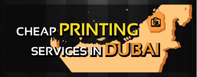 Cheap Printing Services In Dubai