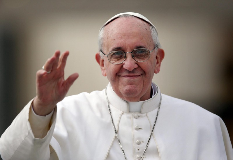 The future according to the pope