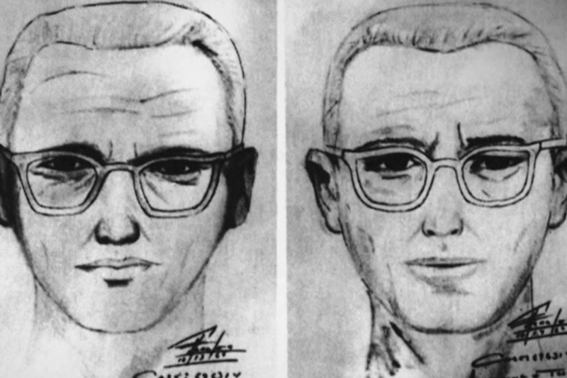 Police sketch of Paul Stine's killer