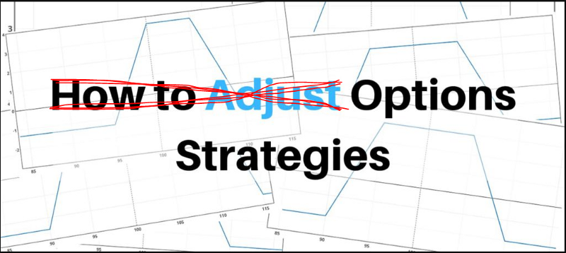 Option Trading Strategy without adjustments