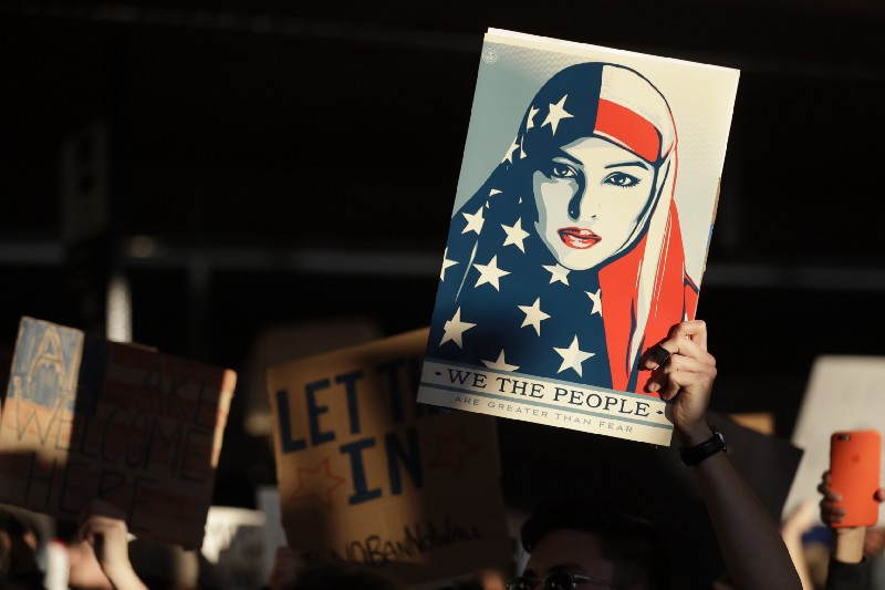 Donald Trump's campaign removes 'preventing Muslim immigration' statement from website