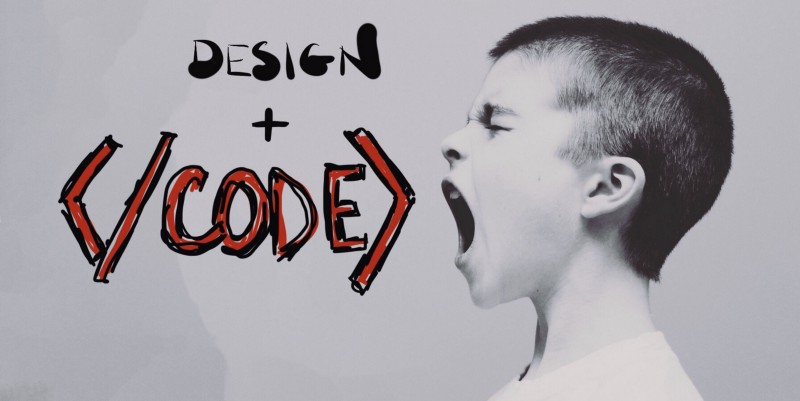 How hating code made me a better designer.