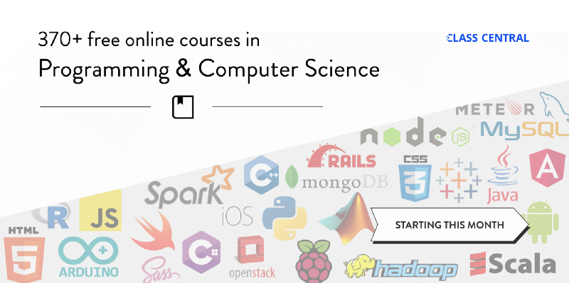 370 Free Online Programming & Computer Science Courses You Can Start This Month