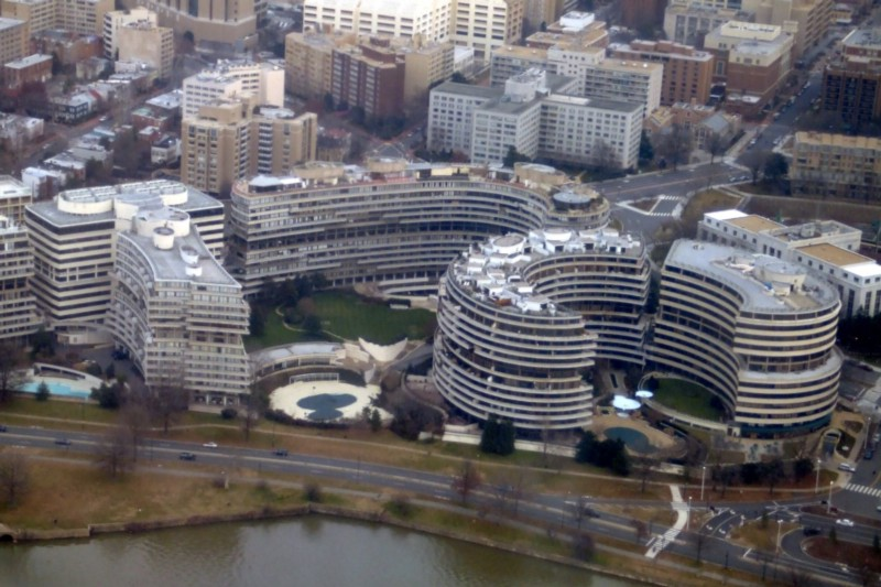 The Watergate office and hotel complex