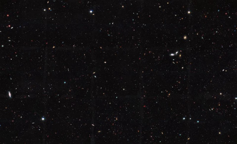 how many galaxies in the universe - photo #45