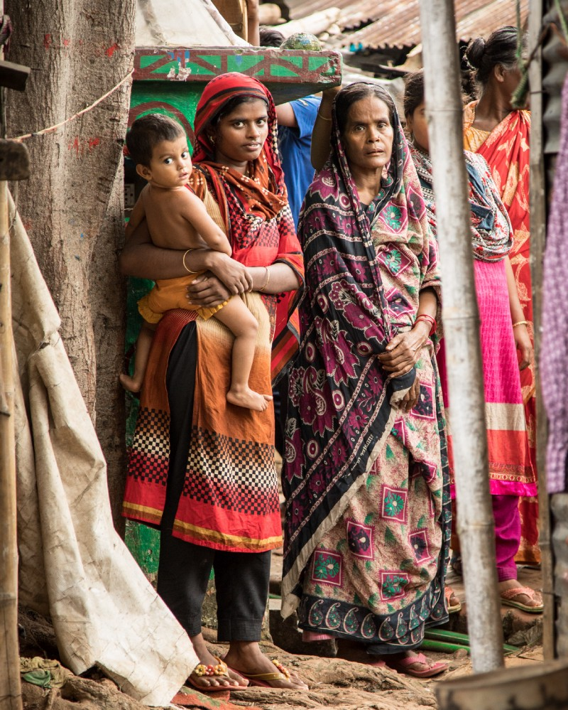 Six Bangladeshi Women on the Front Lines of Climate Change