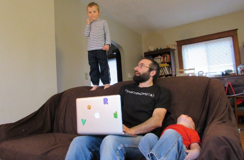 How I got a second degree and earned 5 developer certifications in just one year, while working and raising two kids