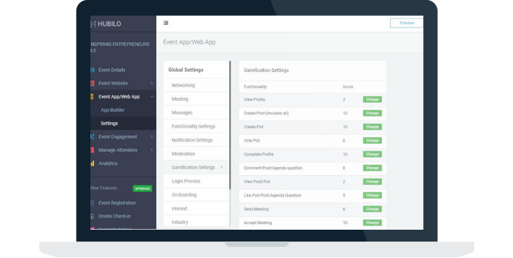 event app builder, First Look: All-New Event App Builder by Hubilo