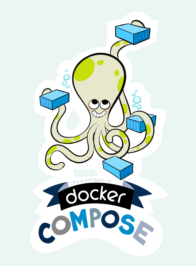 The ups and downs of docker-compose — how to run multi