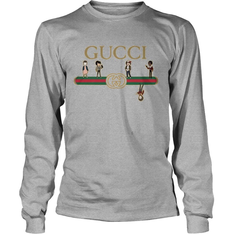 e7ffa6ba8e0    Click to buy  OFFICIAL GUCCI STRANGER THINGS UPSIDE DOWN HOODIE