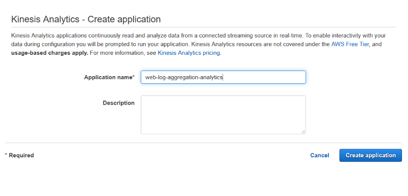 Build Log Analytic Solution on AWS - end-to-end Log Analytic