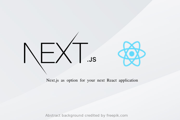 Nextjs for everyone — with some basic knowledge of React