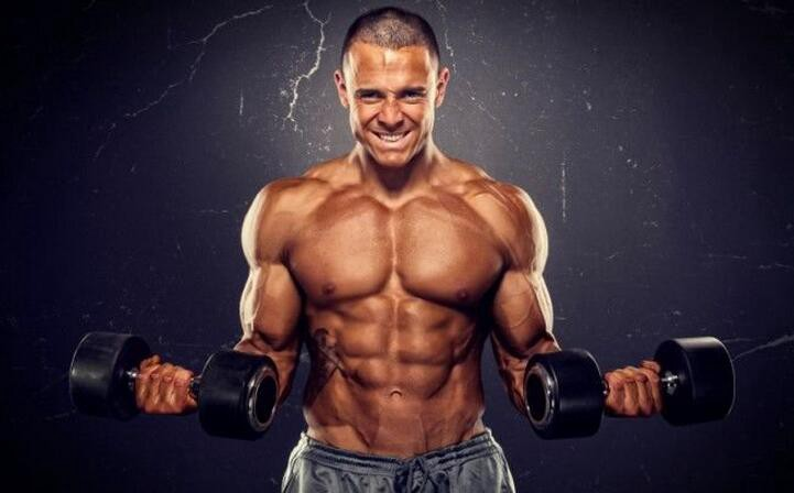 The Amazing Muscle Building Exercises That Will Make Better Body Shape Fast : Body Building